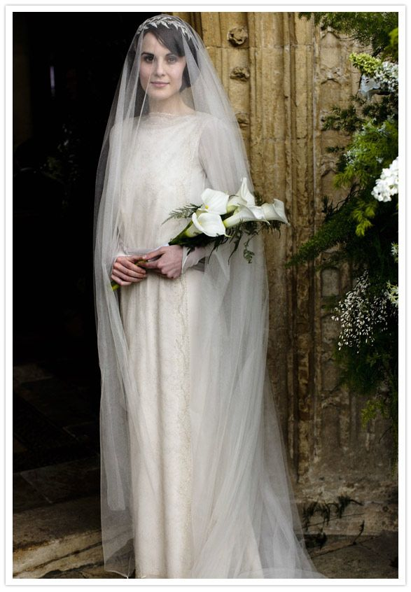Downton Abbey Wedding Inspiration / neat pictures
