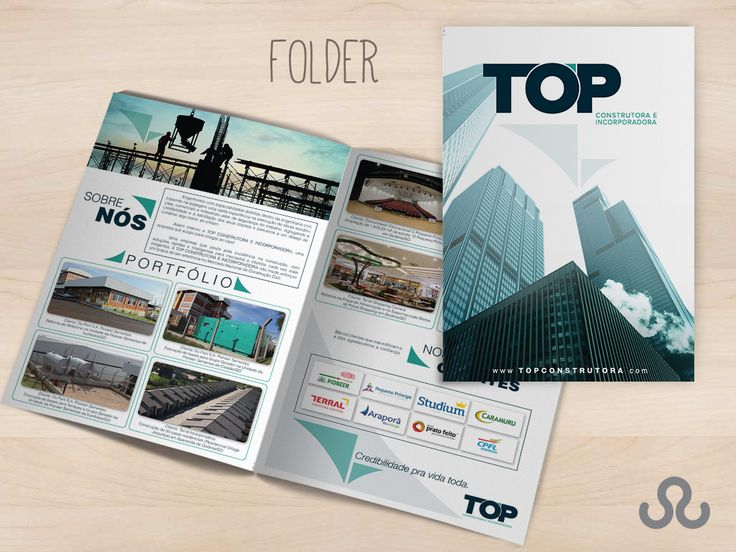 Best Material Construtora Images On   Adobe Indesign