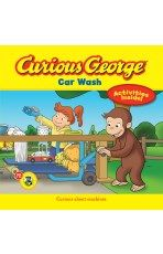 Curious George and his friend Allie have so much fun at the local car wash, they decided to build one of their own-for toy cars!. The young inventors assemble picnic tables, mops, tea strainers, and more until they recreate all the stages of the real car wash.