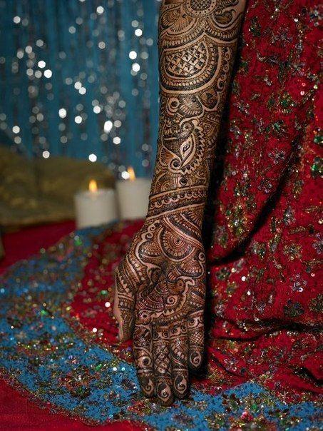 Wow! Amazing henna