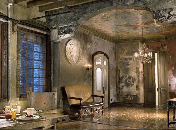 Gerard Butleru0027s New York Loft