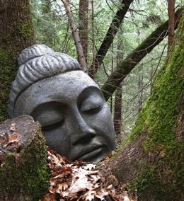 Sacred Stone Garden Art
