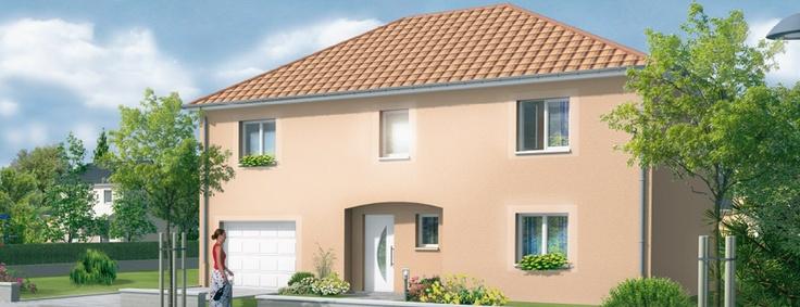 pin by maisons d 39 en france lorraine nord on construction. Black Bedroom Furniture Sets. Home Design Ideas