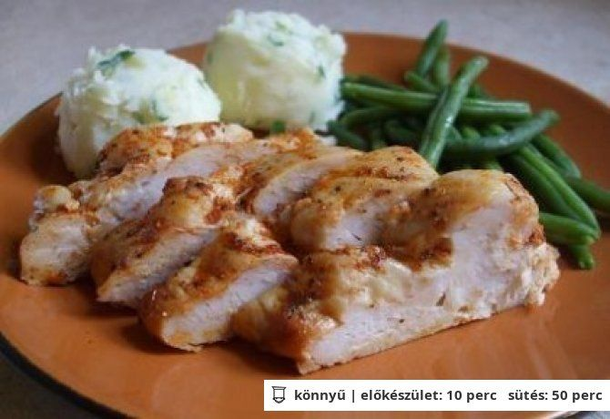 Egyszerű pulykamell | Receptek/Húsos | Pinterest