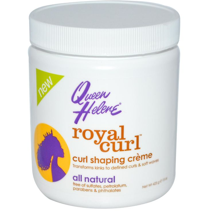 Queen Helene, Royal Curl, Curl Shaping Creme, 15 oz (425 g)