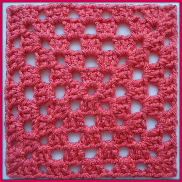 Granny Square Pattern