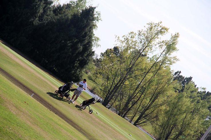 1ra. Jornada en el Torneo de Golf - Circuito Stilos Magazine en el Club de Campo El Nacional, en la localidad de General Rodriguez. By Stilos Magazine & Stilos Real Estate. By Trascender Group.