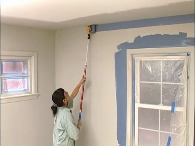 Accubrush Paint Edgers feature a patented combination of roller, shield and brush. They can cut your painting time in half!