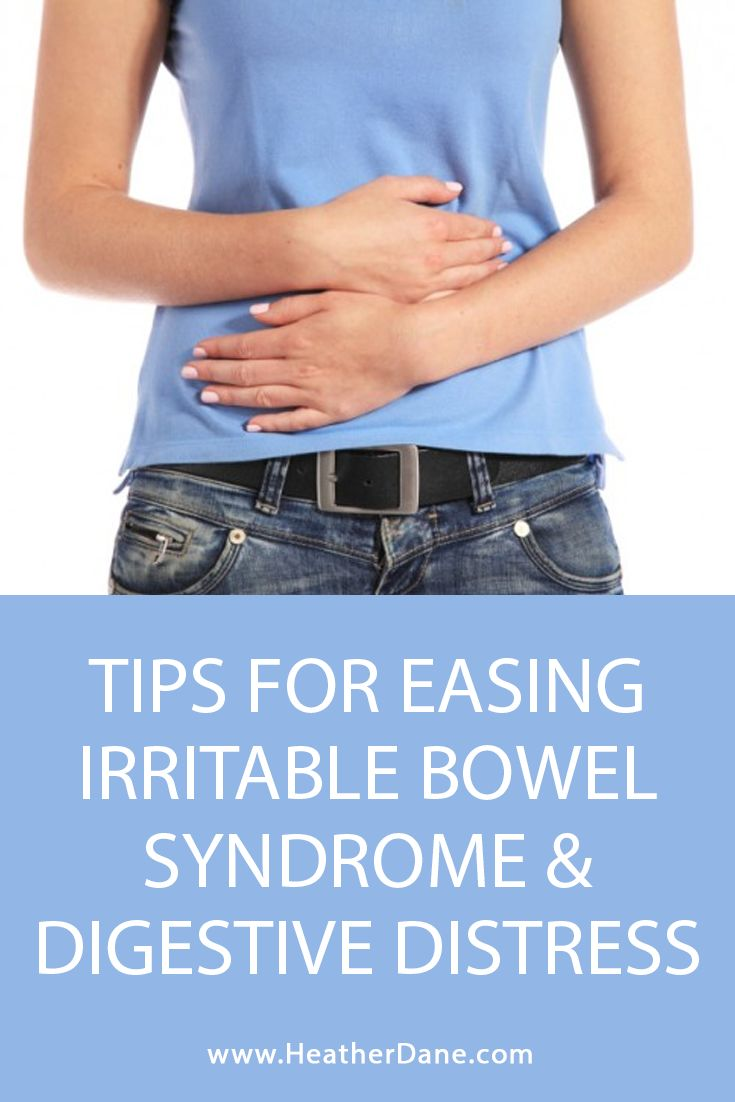 how to avoid irritable bowel during the day