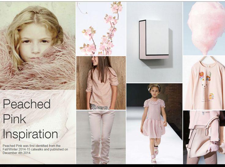 S / S 2016 Kidswear Colour Forecast met Pantone® | Trendstop.com