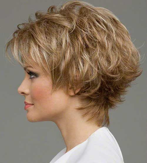 short layered womens haircuts best 25 thin hair ideas on 2734 | 10b47972ebcf2b80c30fc513fc89440b medium layered hairstyles short layered haircuts