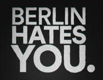 Anti Tourist Agency (BERLIN)