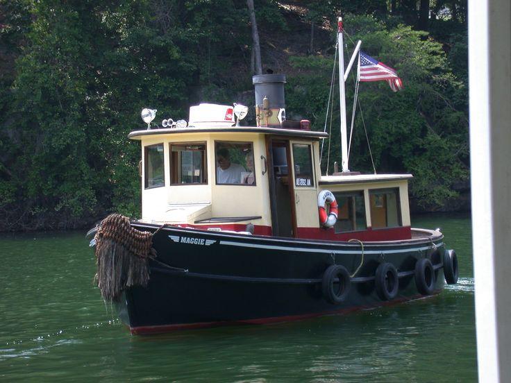 Motor Boats for sale - Tug boat for sale