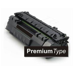 mikromagazo.gr - Συμβατό Toner - Ανακατασκευασμένο/Rebuilt για εκτυπωτή HP Q7553A Black - 3000 σελίδες