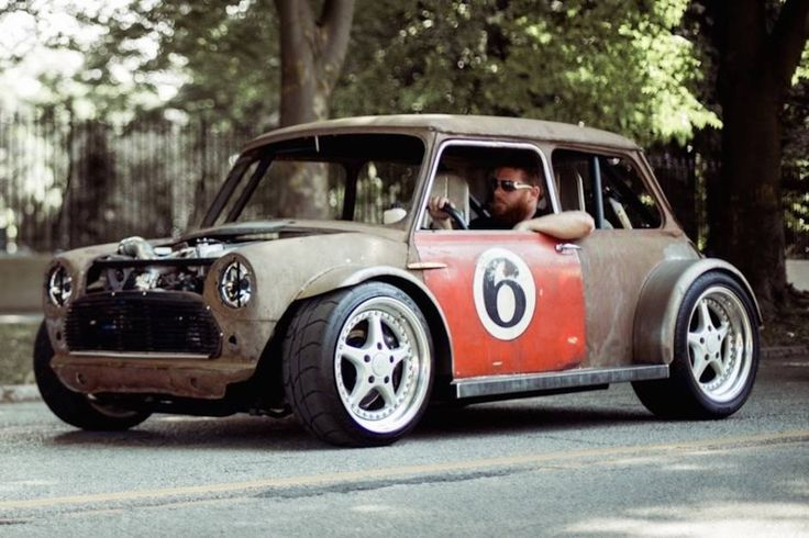 MINI rat rod //                                                       …