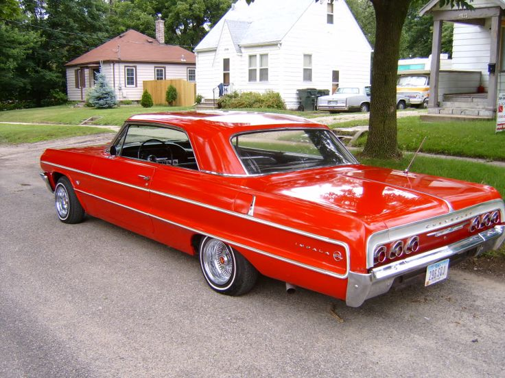 Lowrider Trucks for Sale | For Sale- 1964 Chevrolet Impala 2DR HT