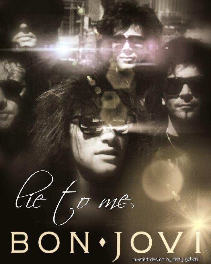 """lie to me""(from these days album)….bonjovi 1995…#bonjovi #thesedays #album #lietome #song #hardrock #heavymetal #glammetal #poprock #arenarock #classicrock #rock #rockbands #rockcountry #classicmetal..."
