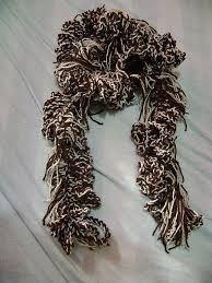 Resultado de imagen para bufandas tejidas modernas