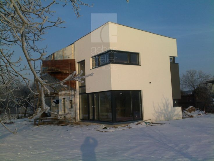 Rodinný dům Vlkov / Family house Vlkov