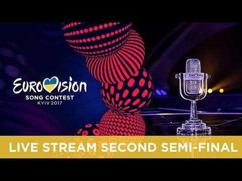 Eurovision Song Contest 2017 - second Semi-Final - Live #Eurovision #Eurovision2017 #Евровидение  #Евровидение2017 #Live #Music #Video #YouTube
