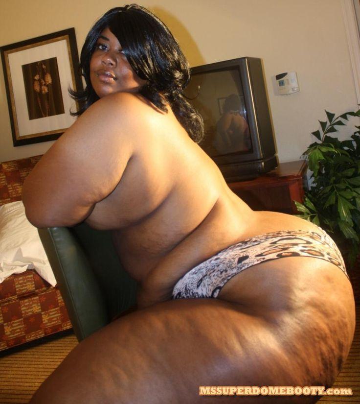 Black obese xxx