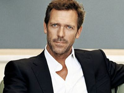 Hugh Laurie!  Besides Dr. House, he's also a brilliant comedy actor & blues musician.