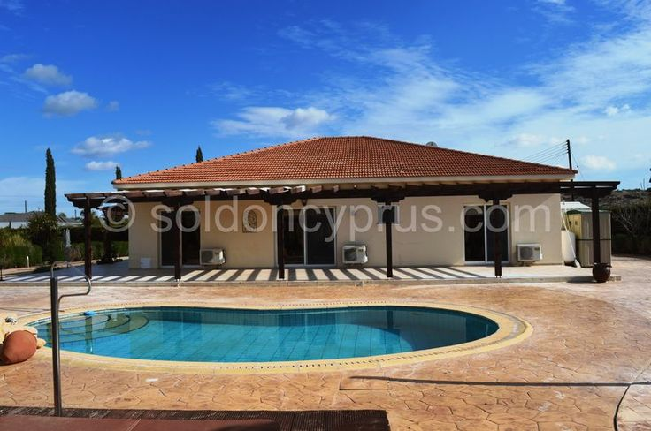 JUST ADDED!! 4 Bedroom Bungalow for sale in Vrysoulles. #soldoncyprus #soc #bungalow #vrysoulles #famagusta #cyprus #cypruspropertyforsale #propertyforsaleinvrysoulles #property. Please visit www.soldoncyprus.com or email info@soldoncyprus.com