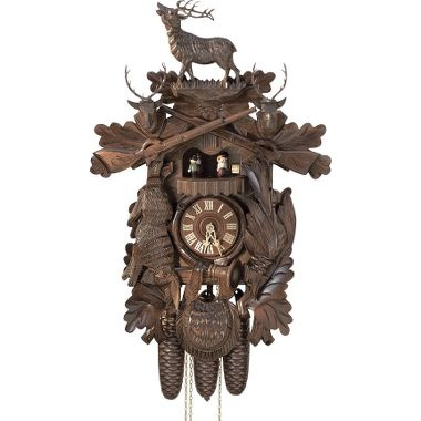Cabela's Royal Elk Cuckoo Clock at Cabela's