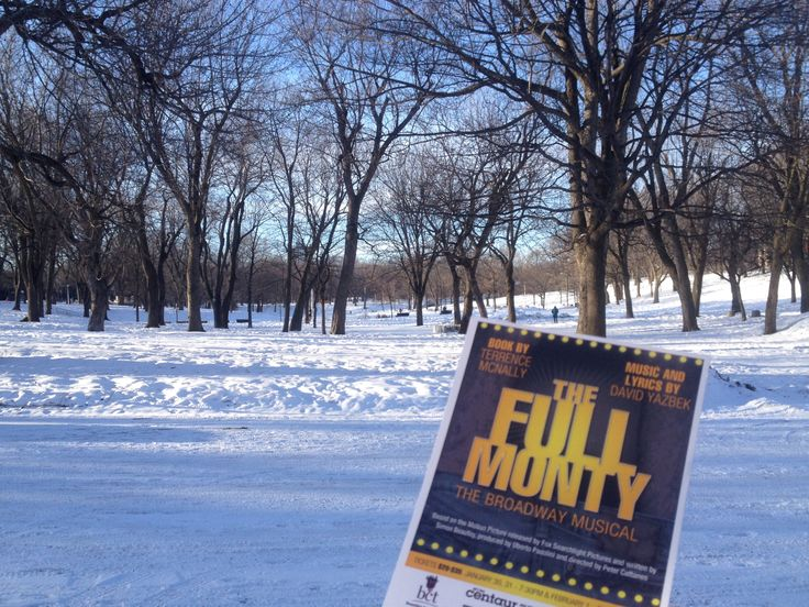 #HotMetalMTLTakeOver No.5: There's nothing like some fresh air! #HotMetal posters paid a visit to the prettiest park in Montreal today.