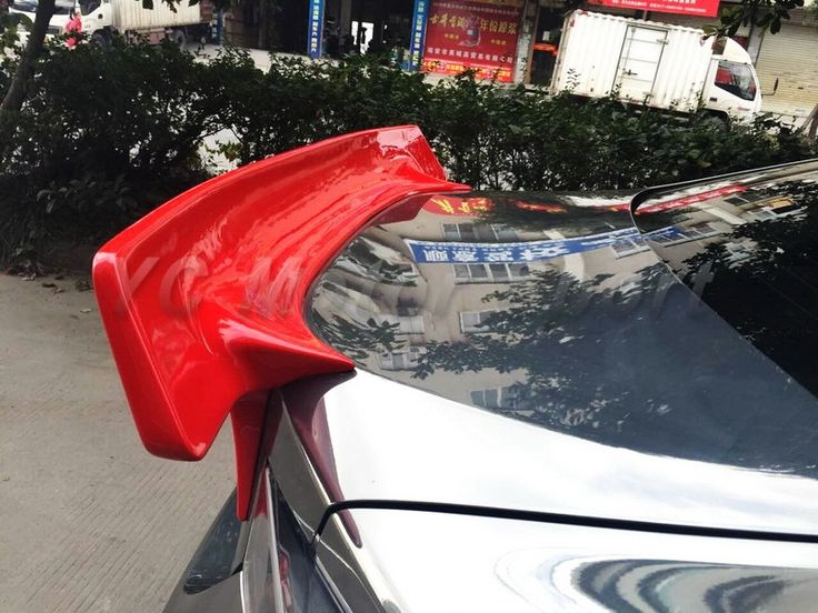 Car Accessories Carbon Fiber Spoiler Fit For GT86 FT86 ZN6 FRS BRZ ZC6 GRD X Rocket Bunny Ver.2 Style Rear Trunk Spoiler Wing