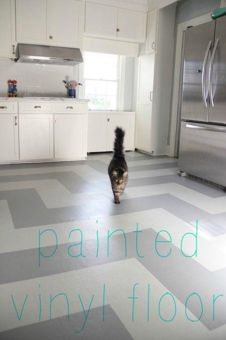 kitchen floor paint impressive 25+ best painted kitchen floors