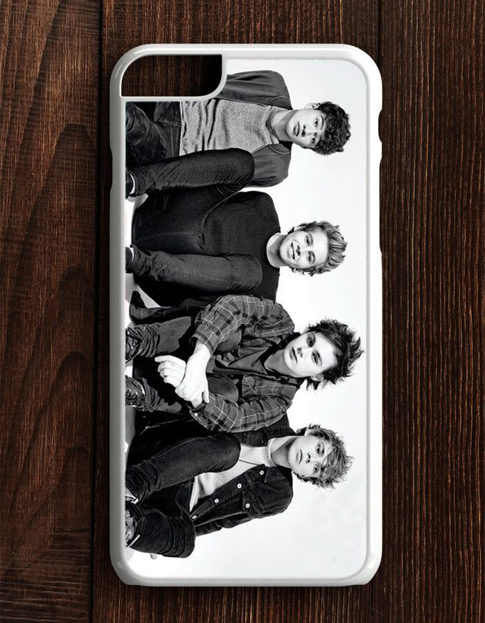 5 Seconds Of Summer 5 SOS Band Music iPhone 6 Plus | 6S Plus Case