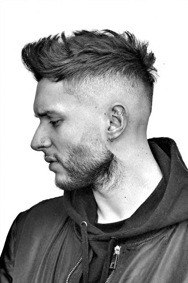 32+ Mohawk haircut pictures ideas