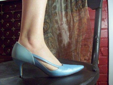 73 best The perfect heel images on Pinterest | Kitten heels ...