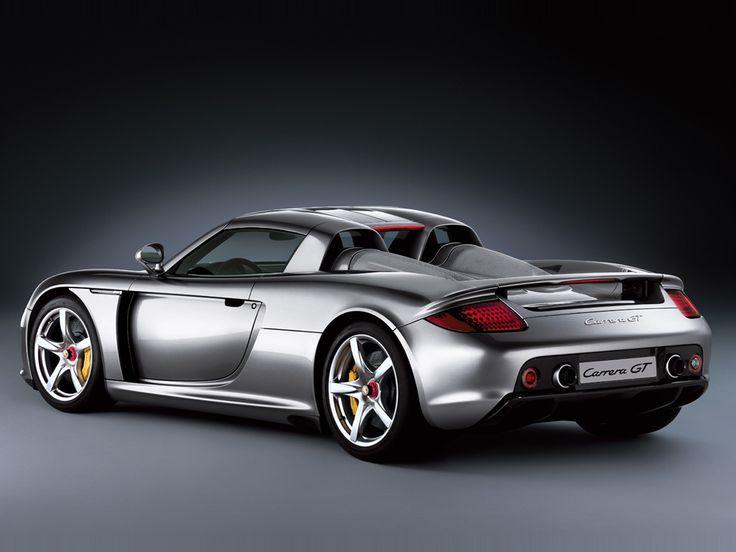 Vehiculos Deportivos: Porsche Carrera GT