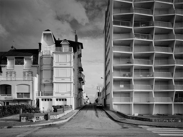 Gabriele Basilico - Le Touguet, France