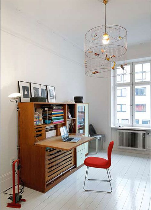 decorology: Maybe one day...home offices I only dream about...