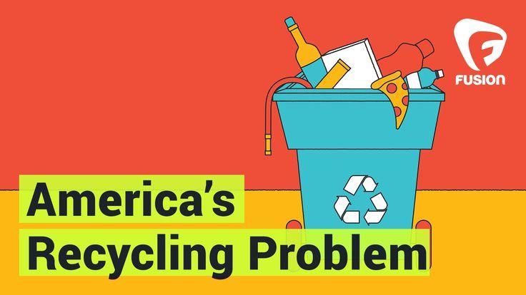 America's Recycling Problem
