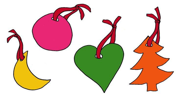 Trolldeg är lätt att jobba med och enkelt att göra. Ingredienserna har de flesta hemma. En julig sak man kan göra av trolldeg är julgransprydnader.