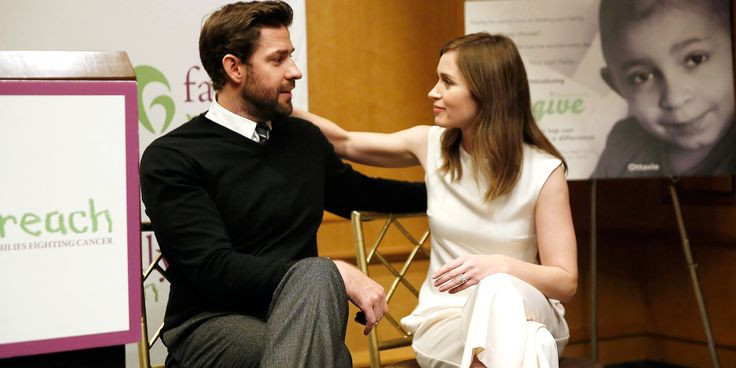 13 of Emily Blunt and John Krasinki's Cutest Couple Moments