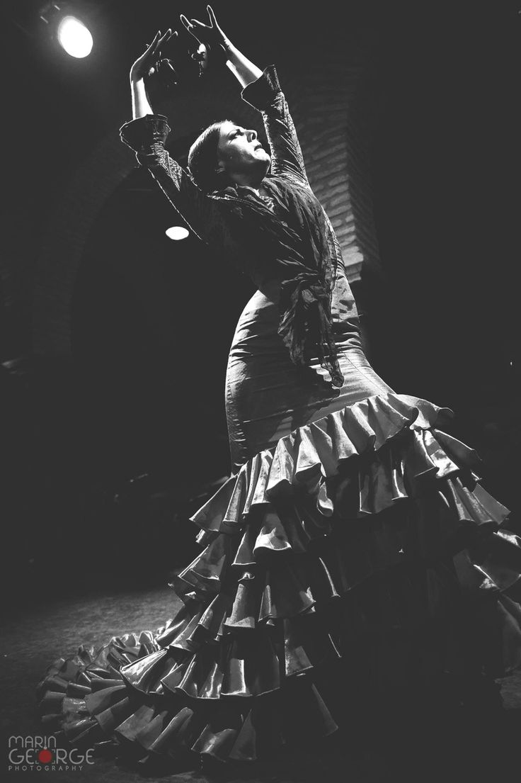 Flamenco dancer. Passion and Grace in abundance.