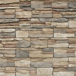 Mortarless Stack Stone Outdoors Pinterest