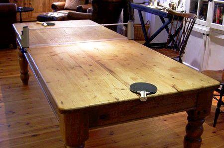 DIY - Ping Pong Table