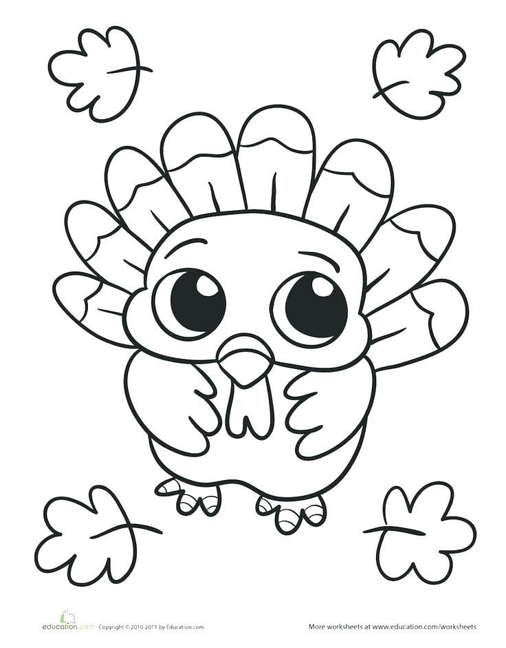 Simple Turkey Coloring Page Youngandtae Com Free Thanksgiving Coloring Pages Thanksgiving Coloring Sheets Thanksgiving Coloring Pages