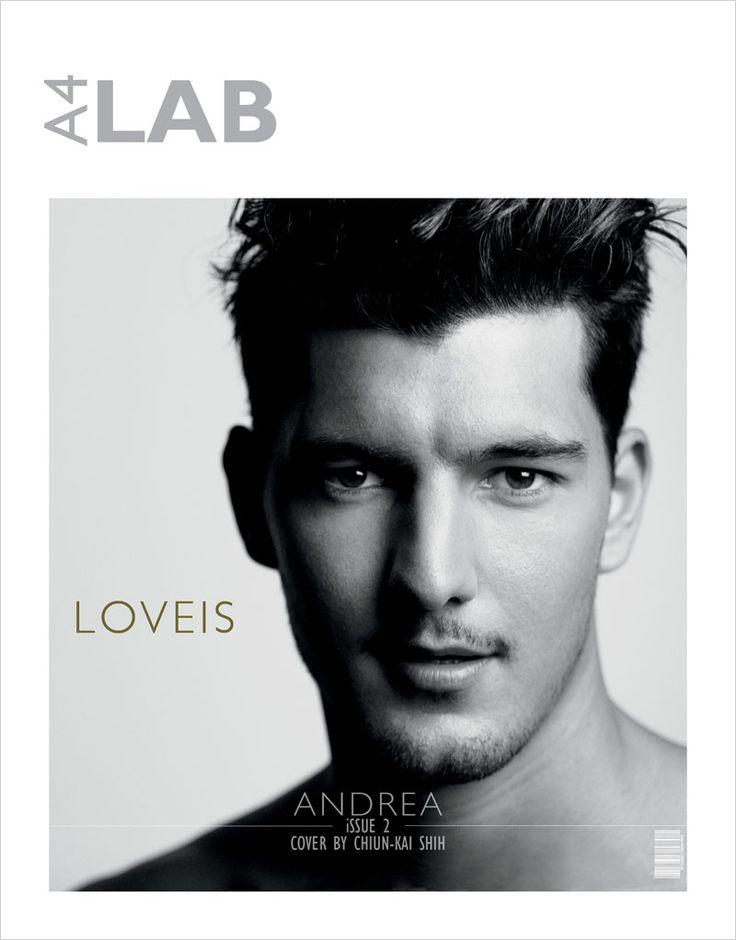 Andrea Preti for A4 LAB Magazine