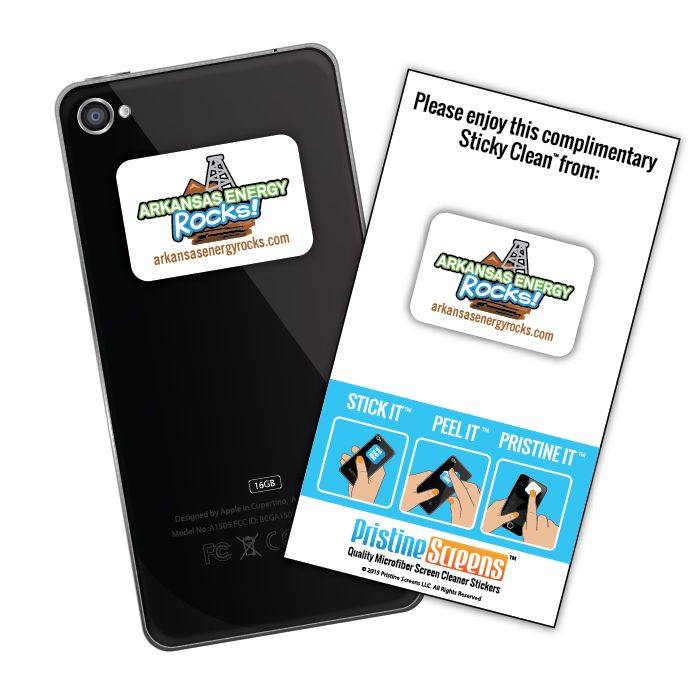 Screen cleaners for restaurant marketing get samples at http www pristinescreens