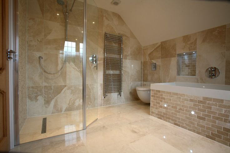New Wet room - picture from Bathrooms Online