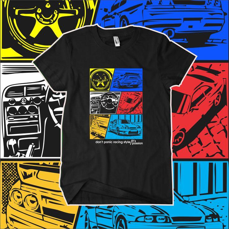 Contoh Kaos Racing Desain Kaos Kaos Pakaian Pria Desain
