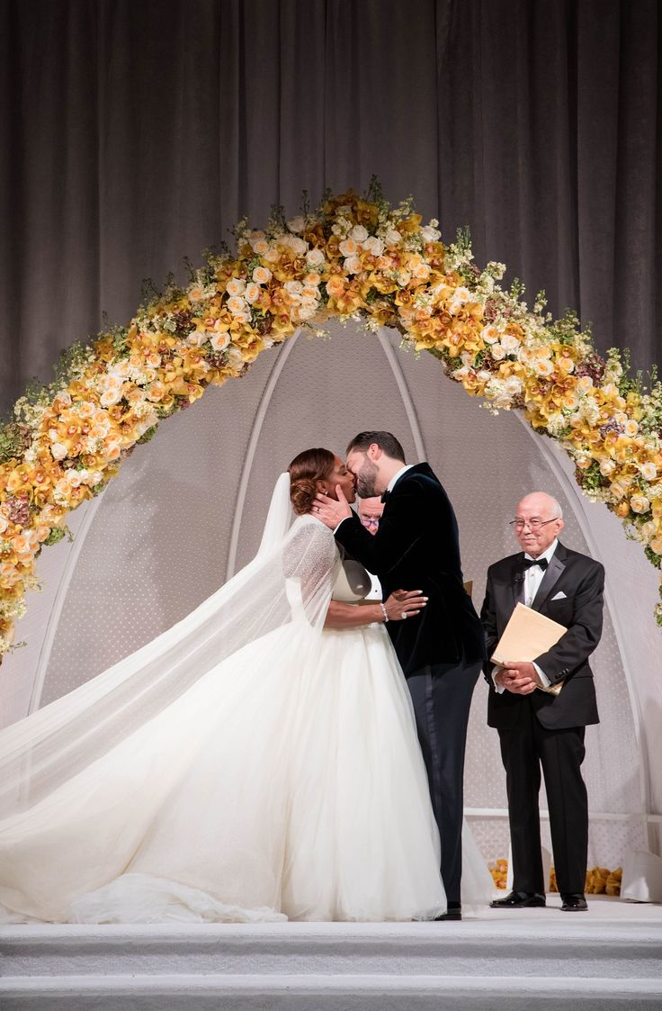 Inside Serena Williams's Fairy-Tale Wedding in New Orleans