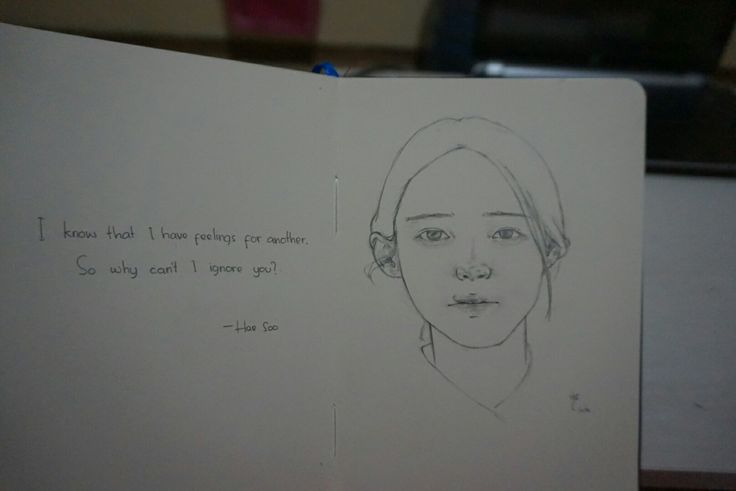 Hae Soo scarlet heart quotes sketch